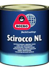 Boero Scirocco Antifouling 5 ltr licht blauw
