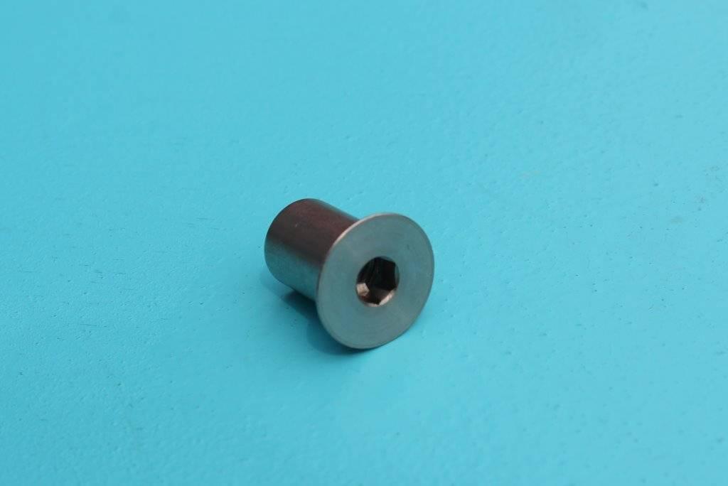 Rvs Hulsmoer AISI-304, M5 t/m. M10