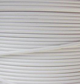 staalkabel kunststof mantel Wit PVC omspoten 7x7 1000 mtr. haspel