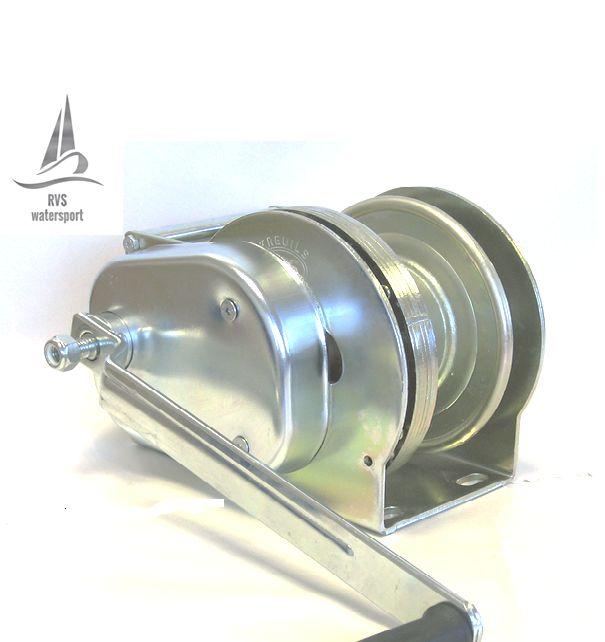 Goliath Verzinkte Handlier 20 AFD met kap 2500kg max trek, 650 kg max hijs