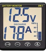 Nasa marine Clipper Batterij monitor BM-1 (24volt)