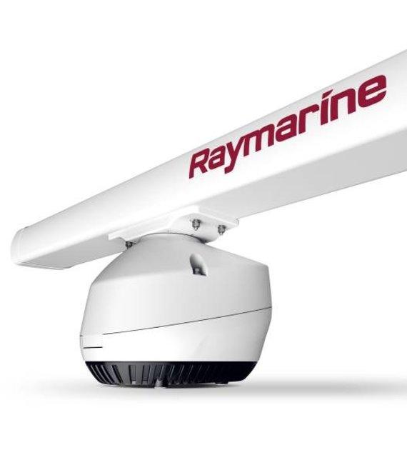 Raymarine 4 kW Magnum met een antenne  van 122 cm
