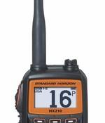 Standard Horizon  HX210E drijvende marifoon