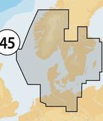 Navionics Skagerrak Kattegat