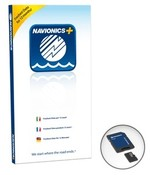 Navionics Pluskaart Europa