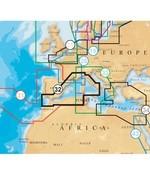 Navionics Middellandse Zee West