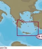 C-Map Egeïsche Zee