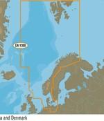 C-Map EN-Y300 Noordzee en Denemarken