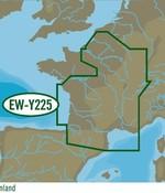 C-Map EW-Y225 Frankrijk binnenland
