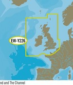 C-Map EW-Y226 Uk Ireland en Kanaal