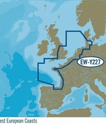 C-Map EW-Y227 Noord-West Europa