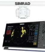 Simrad R3016 25 kW radar kit