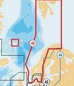Navionics Noorwegen update