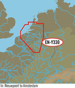 C-Map België-Nieuwpoort tot Amsterdam