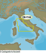 C-Map Marina di Castagneto tot Acciaroliem EM-Y144