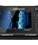 Lowrance HDS-9 LIVE met Active Imaging 3-1 Transducer