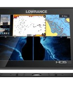 Lowrance HDS-12 LIVE met Active Imaging 3-1 Transducer