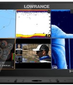 Lowrance HDS-16 LIVE met Active Imaging 3-1 Transducer