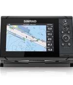 Simrad Cruise 7 kaartplotter