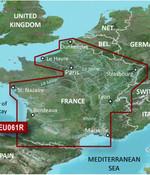 Garmin Frankrijk binnenwateren BlueChart g3 kaart