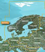 Garmin VEU721L BlueChart  g3 Vision Noord Europa
