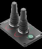 Vetus Afstandsbediening met 2 joysticks