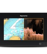 Raymarine Axiom 7 DV met  600W sonar en CPT-100DVS transducer