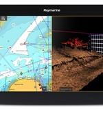 Raymarine Axiom 12 RV incl RV-100 transducer en Navionics kaart