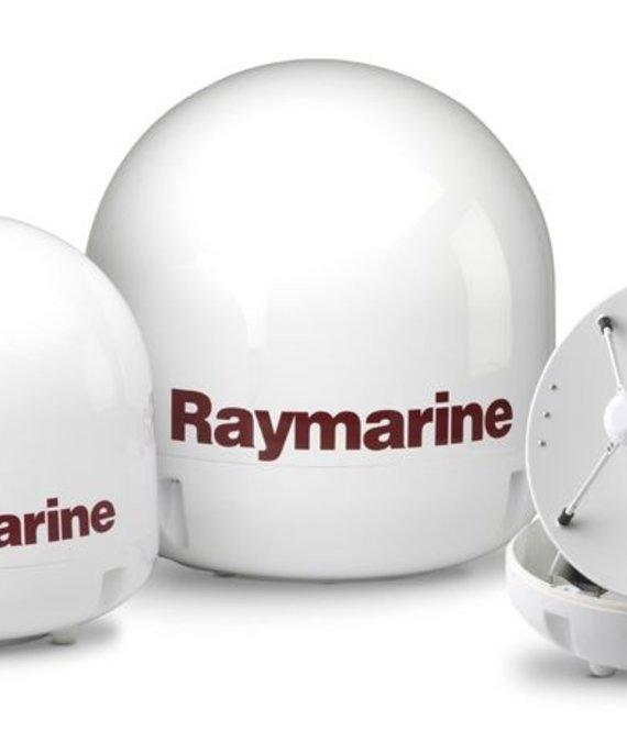 Raymarine 60STV B4 zelfzoekende satelliet TV schotelantenne voor Noord Amerika