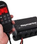 Raymarine Ray 91 VHF Black Box met AIS ontvanger