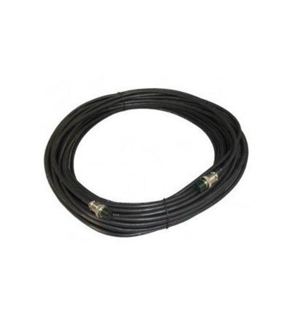 Raymarine 45 STV voedings-data kabel  van ACU naar antenne