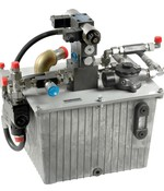Vetus HT1028 hydraulische tank voor powersteering