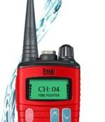 Entel HT844 ATIS - Fire Fighter Radio