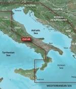 Garmin HXEU014R BlueChart Italië Adriatische Zee