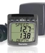 Raymarine T103 Snelheid & Diepte Systeem met triducer