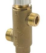 Vetus thermostatische mengkraan voor boilers 30-70°C