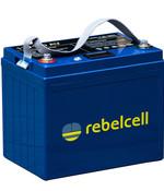 rebelcell 12V140 AV li-ion accu