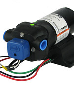 Jabsco Drinkwaterpomp 12V - 35 psi - 19 ltr