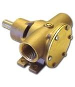 Jabsco Koelwaterpomp 1 inch 80 ltr/min poelie