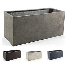 Fleur.nl - Box S Concrete Ø 60
