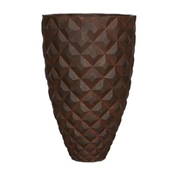 Capi Phlebodium in Heraldry Vase Elegant