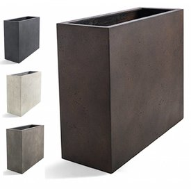 Fleur.nl - High Box Low Concrete Ø 80