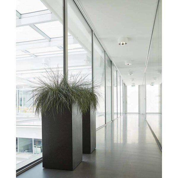 Capi Lux Terrazzo Planter Rectangular Ø 25