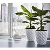 Lux Heraldry Vase Tapered Round Outdoor Ø 51