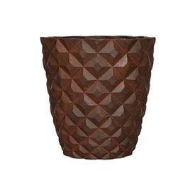 Fleur.nl -Capi Lux Heraldry Vase Tapered Round Outdoor Ø 51