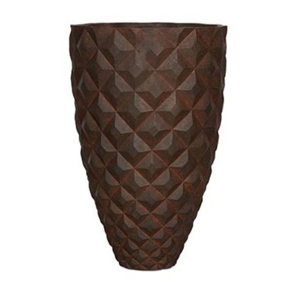 Capi Lux Heraldry Vase Elegant Outdoor Ø 59