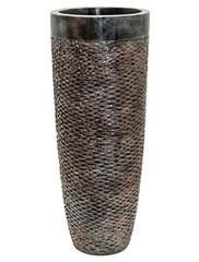 Lichtgewicht potten met een natuurlijke keramiekuitstraling!