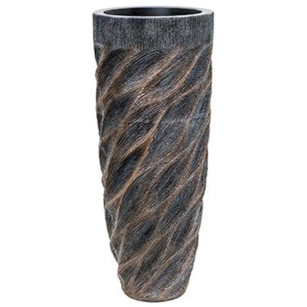 Luxe Lite Universe wave bronze Ø 36 cm