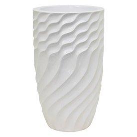 Fleur.nl - Luxe Lite Glossy breaker white Ø 36 cm