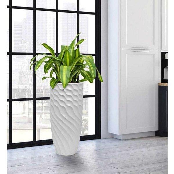 Luxe Lite Glossy breaker white Ø 36 cm